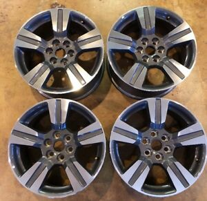 New 18x8 Chevrolet Colorado Set Of 4 Wheel With Tpms Gm 23245759