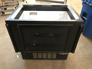 Aucma Sd 160k Black Open Air Merchandiser Impulse Spot Ice Cream Freezer Tested