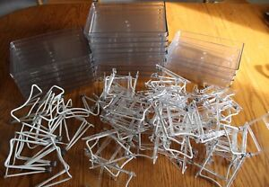 Lot Of Acrylic Chocolate Candy Display Trays And Stands