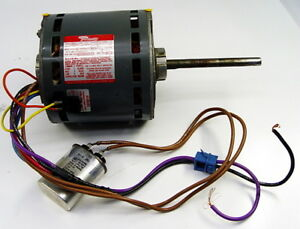 Dayton 3m855 Direct Drive Blower Motor