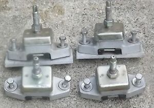 R D Engine Motor Mount Set Diesel 300 500hp