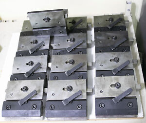 Amada One Touch Punch Holder Brake Die Clamps For Press Brake