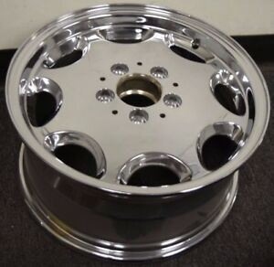 98 99 00 Mercedes Mbz C230 C280 Oem Wheel Rim 15x7 Chrome 65190 2024011602