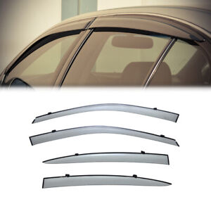 Wellvisors For Lexus Gs300 Gs400 Gs430 1998 2005 Side Window Visor Rain Guard