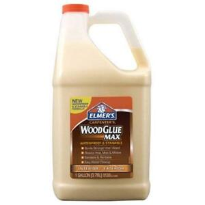 Elmer s E7330 Carpenter s Wood Glue Max 1 Gallon