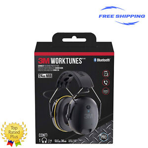 Hearing Protector Bluetooth Technology Worktunes Connect High Fidelity Speakers