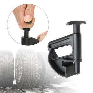 Motorcycle Tire Changer Wheel Rim Removal Bead Clamp Drop Center Tool Heavy Duty