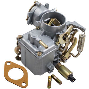 Air Cooled Carburetor For Vw 30 31 Pict 3 Engine With Single Port Manifold