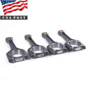 Connecting Rod 21mm Piston Pin For Vw Eos Golf Jetta Passat Audi A3 A4 2 0t
