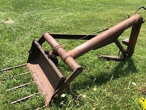 Ford Tractor One Arm Loader