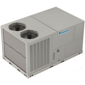 Diakin 10 Ton Commercial Gas electric Package Unit 208 230 3 Phase