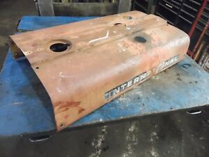 1965 International 424 Gas Farm Tractor Hood