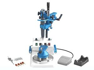 Dental Lab All in one Complete Surveyor Milling Machine 110v