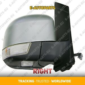 Ford Focus 2002 2008 2010 Right Outside Wing Mirror Lhd