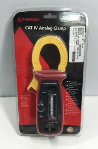Amprobe Rs 1007 pro 1000a Analog Cat Iv Clamp Meter New Sealed