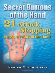 SECRET BUTTONS OF HAND: -21- ATTACK STOPPING PRESSURE POINTS OF By Master NEW