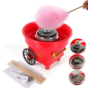 Vintage Electric Fairy Cotton Candy Kids Baby Sweet Spun Sugar Candyfloss Maker