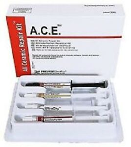 Prevest Denpro All Ceramic Repair Kit A c e Dental Free Ship