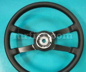 For Porsche 914 Leather Steering Wheel Restoration Kit 1969 76 New