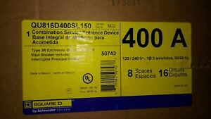 Square D 400 Amp Disconnect Last Time Reduced Price