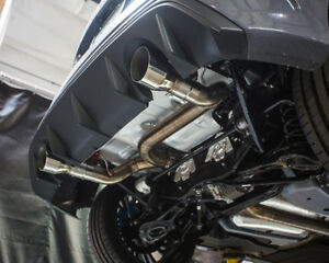 Agency Power Signature Catback Exhaust System Ford Focus Rs