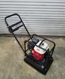 Northstar Plate Compactor With Honda Gx160 Engine
