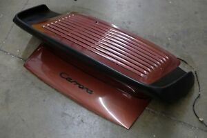 Porsche 911 Carrera Sc Turbo Look Decklid Tail Assembly 1974 1989