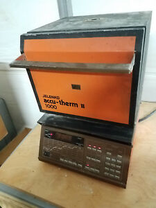 Jelenko Accu therm Ii 1000 M n 335500 For Parts Not Working