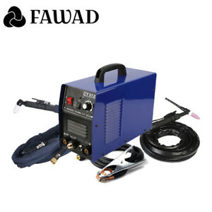 3in1 Welding Machine Tig mma plasma Cutter Welder Ct312 Torches Accessories