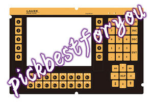 New For Membrane Switch Touch Panel Lauer raul Pcs9100 Membrane Keypad ha87 Yd