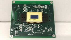 Hamamatsu S n Fe10 002 Back thinned Type Ccd Area Image Sensor Read