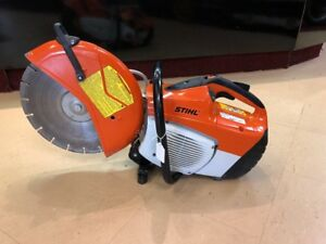 Stihl Ts 500i 14 Demolition Cut Off Saw Local Pick Up Only