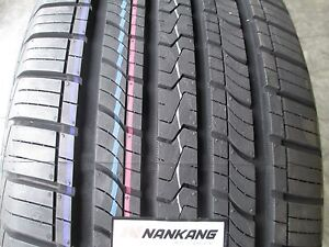 4 New 275 45r20 Inch Nankang Sp 9 Tires 275 45 20 R20 2754520 Treadwear 560aa