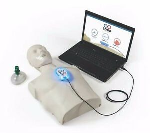 Loop Cpr Feedback Device Make Cpr Fun To Learn Training Shields Mask