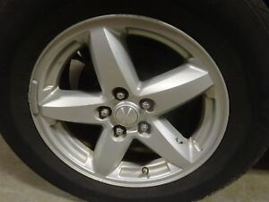 Oem Alloy Wheel 2010 Jeep Liberty 17x7 tire Not Included