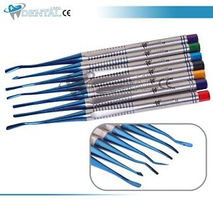Dental Pdl Elevator Proximators Luxating Root Extracting Dental Implant