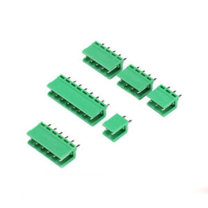 Straight Pin 2 8pin Ht396k Pcb Mount Screw Terminal Block Connector 3 96mm Pitch