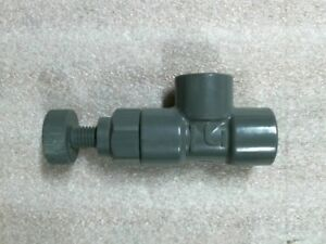 Hayward 3 4 90 Needle Valve 60 Day Warranty