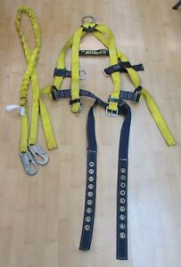 Safewaze Harness W 209712 Lanyard 6 Ft Lenght