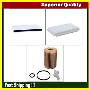 Wix Brand New Filter Combo Kit Set Of 3 For 2007 2008 Lexus Rx350 Base
