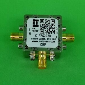 Directional Coupler 1700 Mhz To 2000 Mhz 5db 70w Low Insertion Loss