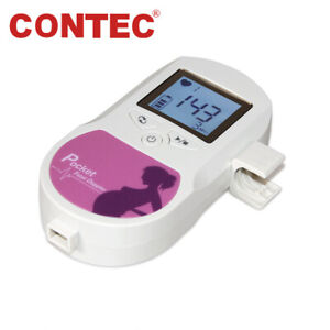 Prenetal Fetal Doppler 3mhz Probe Baby Heart Monitor backlight Lcd gel us Seller