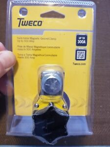 Tweco 300 Amp Smgc300 Magnetic Ground Clamp 9255 1061