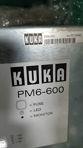 Kuka Robotics Pm6600 New