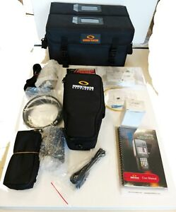 Sunrise Telecom Cm750 Cable Signal Network Tester Analyzer New Never Used