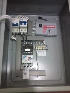 Control Panel For Water Pump Until 5 Hp Single Phase 220v
