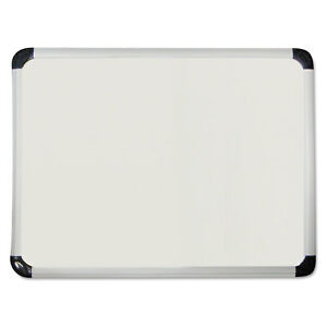 Universal Porcelain Magnetic Dry Erase Board 48 X 36 White 43842