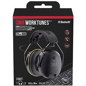 Worktunes Hunting Fishing Connect Hearing Protector With Bluetooth Technology