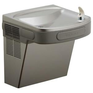Wall Water Dispenser Cooler Mounted Drinking Fountain Gym School Lead 8 Gallons