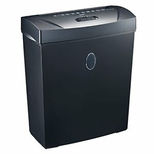 Bonsaii 8 sheet Cross cut Paper Shredder Overload And Thermal Protection C170 a